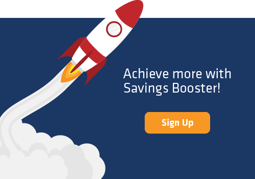 Savings Booster Sign Up